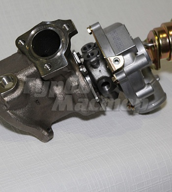 53039880069, Borg Warner/Schwitzer/3K, Турбина Audi All Road 2.7 TDI Biturbo (лев)